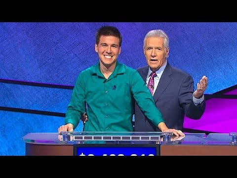 James Holzhauer on the End of His Phenomenal 32-Day Jeopardy! Win Streak   The Dan Patrick Show