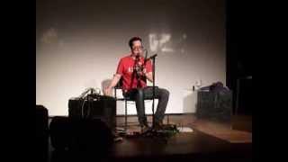 Jeremiah Cymerman live @ le Vecteur, Charleroi, Belgium - january 25th
