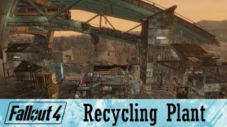 Fallout 4 Greygarden Recycling Plant   Contraptions DLC Ideas