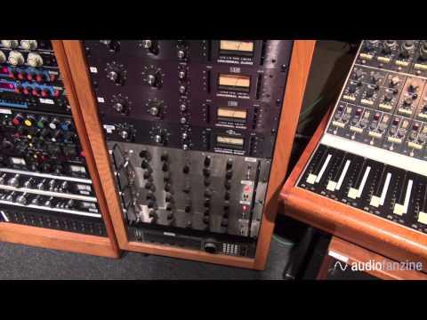 Audiofanzine Visits Ocean Way Recording