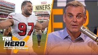 Herd Hierarchy: Colin's Top 10 NFL teams after 2019-20 Week 8   NFL   THE HERD