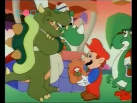 Super Mario World (Episode 5) - King Scoopa Koopa