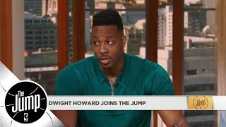 Dwight Howard weighs in on LeBron James' free agency | The Jump | ESPN