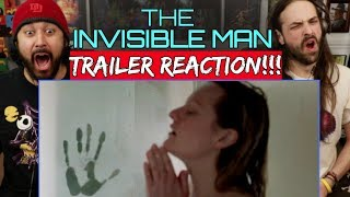 THE INVISIBLE MAN (2020) | TRAILER - REACTION!!!