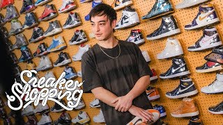 Joji Goes Sneaker Shopping With Complex
