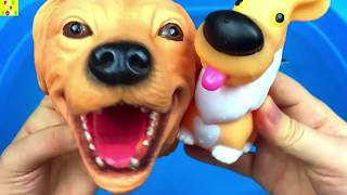 Learn Animals Names and Sounds Educational Toys for Kids | Animals for Kids to Learn