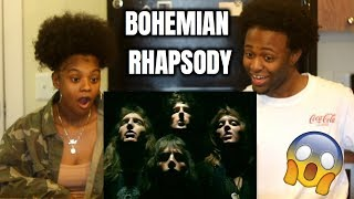 FIRST TIME HEARING QUEEN - BOHEMIAN RHAPSODY (THIS IS LEGENDARY)