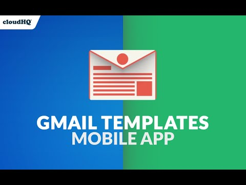 Free email templates you can send right from your phone