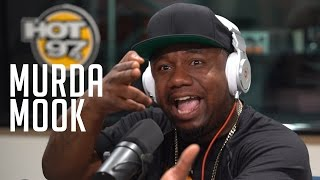 Murda Mook Freestyles on Flex | Freestyle #015