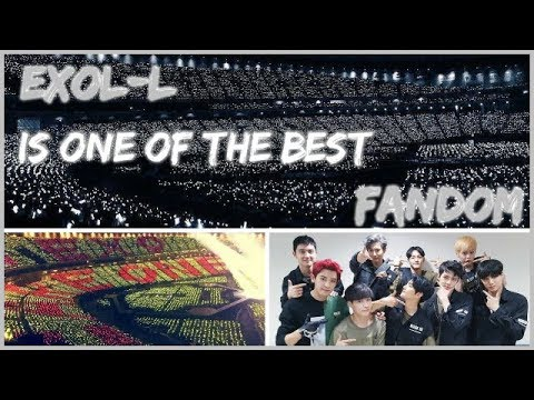 EXO-L || WHY THEY ARE PART OF THE BEST FANDOMS