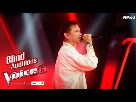 ทุย - Smoke on the Water  - Blind Auditions - The Voice Thailand 6 - 17 Dec 2017