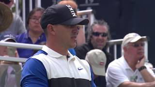 Brooks Koepka: Live look in PGA Championship final round