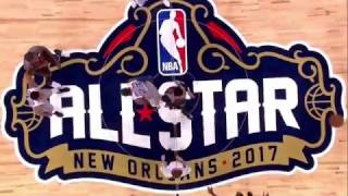 Anthony Davis 2017 All Star Game - all 52 points!