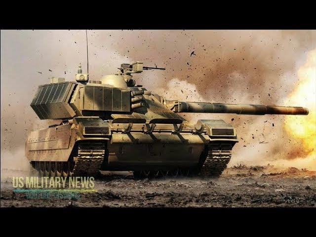 影/採購柴油版本M1A2戰車 國防部證實編列預算