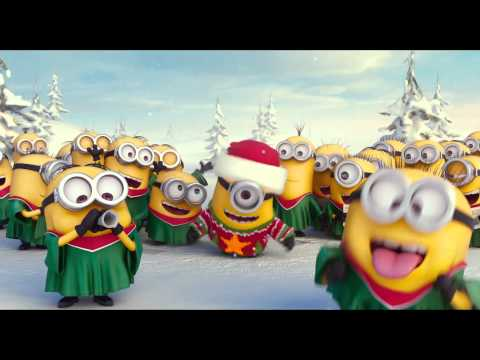 Minions Merry Xmas & Happy New Year