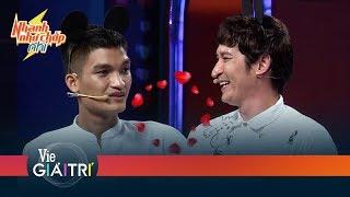 Tình bể bình khi đi show như Mạc Văn Khoa và Huy Khánh | NHANH NHƯ CHỚP NHÍ - Mùa 2 - Tập 11