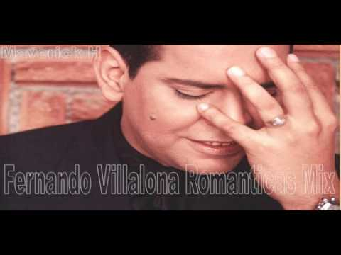 Fernando Villalona Romanticas Mix ♫ ★ Maverick H