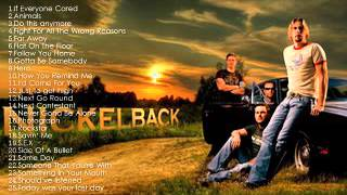 Best Songs Of Nickelback || Nickelback `s Greatest Hist 2015