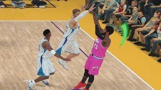 NBA 2K19 Shot Contest Buff! What's An Open Shot?
