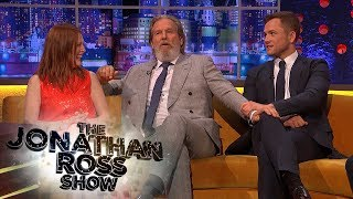 Jeff Bridges struggles to recall the name of the Kingsman Doomsday Protocol - The Jonathan Ross Show