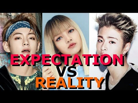 [EvR] Kpop idols with first impressions that don't match their personality