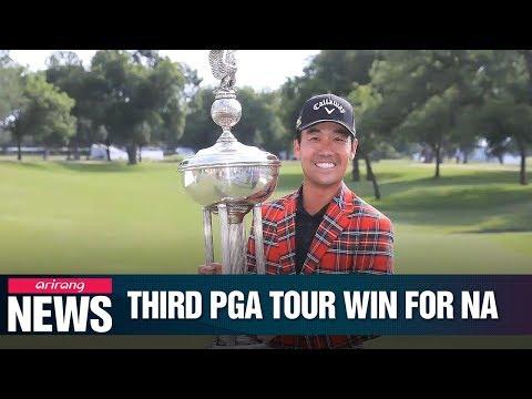 Kevin Na earns his third PGA Tour win