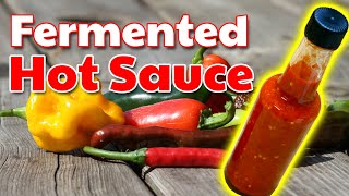 Mega Fermentation: making a large batch of hot sauce!