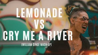 Internet Money - Lemonade VS Justin Timberlake - Cry Me A River (William Singe Mash-Up)