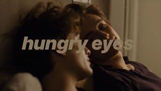 Lucas & Eliott // hungry eyes