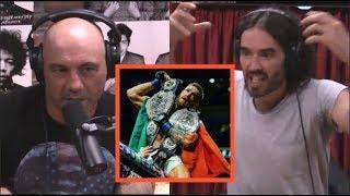 Joe Rogan & Russell Brand Discuss Conor McGregor's Greatness