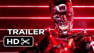 Terminator: Genisys Official Trailer #1 (2015) - Arnold