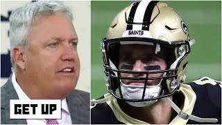 Rex Ryan on Drew Brees: I'm honored to have coached against him   Get Up