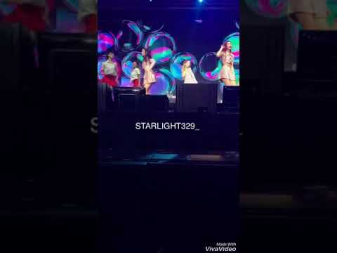 Red Velvet 1st Concert Red Room - You Better Know (170818)