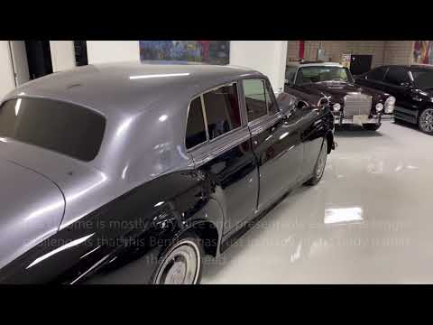 video 1957 Bentley S1 Radford Countryman Saloon