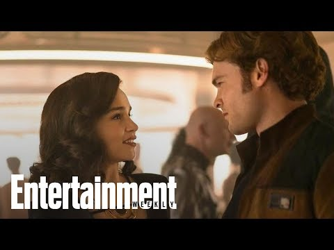 'Solo': Who Is Emilia Clarke's Qi'ra? | Story Behind The Story | Entertainment Weekly