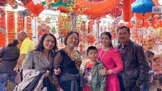 [Phần Cuối] Ngọc Huyền Đại Náo Hội Chợ Xuân 2019 Phước Lộc Thọ ở Little Sai Gon