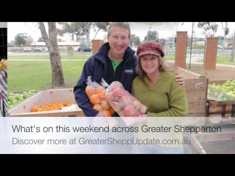 Greater Shepparton - What's On This Weekend August 20 2016