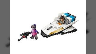 All LEGO Overwatch Sets made so far!