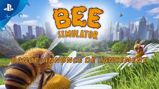 Bee simulator :  bande-annonce