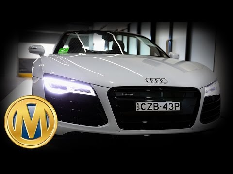 2012 Audi R8 4.2 FSI V8 @ Sydney Prestige Auction