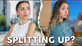 Are We SPLiTTiNG UP? | Brooklyn & Bailey's Life After College Graduation