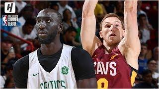 Cleveland Cavaliers vs Boston Celtics - Full Game Highlights | July 8, 2019 NBA Summer League