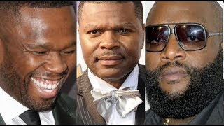 50 Cent Reacts Rick Ross '50 Music Irrelevant', J Prince Speaks and is Concerned