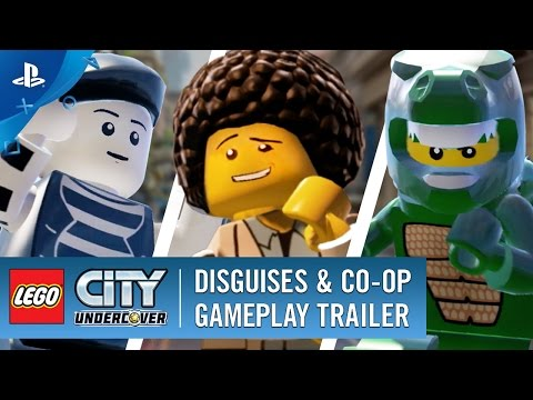LEGO® CITY Undercover Video Screenshot 1