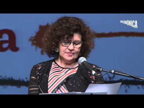 Dilluns de poesia a l'Arts Santa Mònica amb Rosa Alice Branco