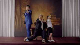 PSY – DADDY feat. CL of 2NE1