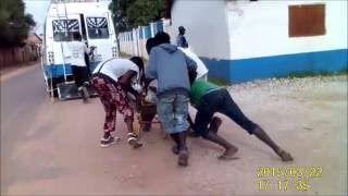 Toumaranke - Rice Bag Comedy - Akhlande (Susu 'we all have to try')