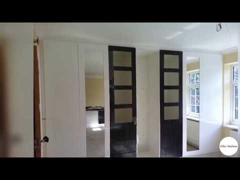 Professional Sliding Wardrobes Fitters