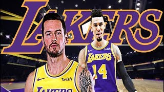 Realistic Free Agents Lakers Could Sign To Build With The Young Core If They Don't Sign Klay & Kyrie