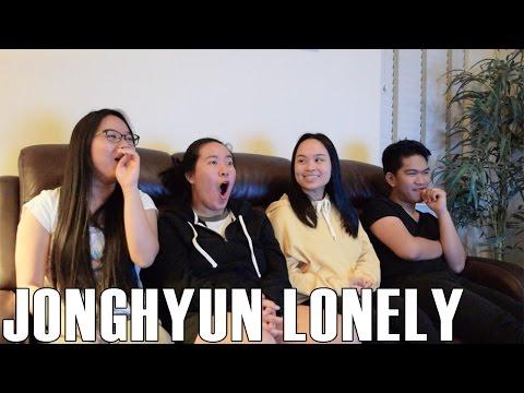 Jonghyun (종현) - Lonely ft. Taeyeon (Reaction Video)